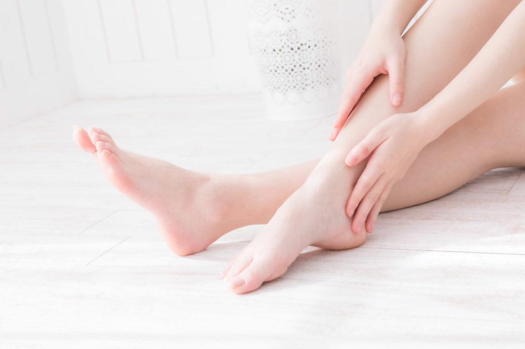 脚のむくみ解消